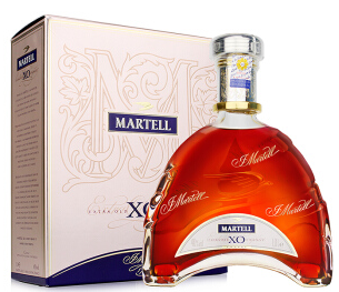 XO蓝带马爹利MARTELL Cordon Bleu 1000ml 40%vol